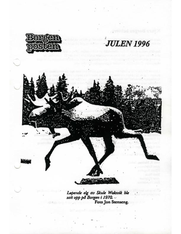 30. BP Julen 1996