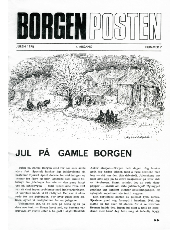 8. BP Julen 1976